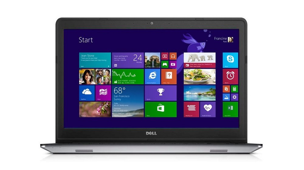 Notebook DELL Inspiron 15 5548