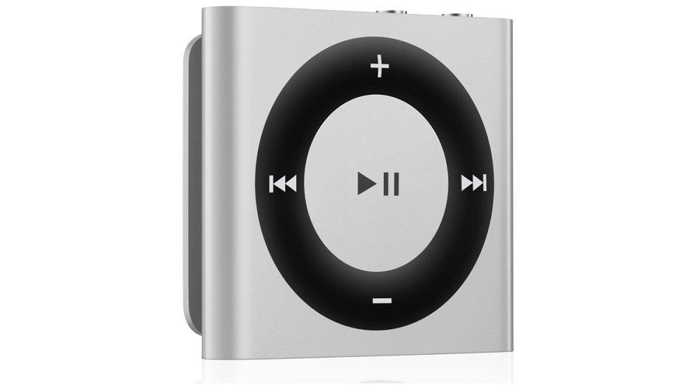 Odtwarzacz MP3 APPLE iPod Shuffle Srebrny
