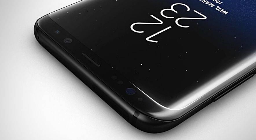 Samsung Zaokrąglone krawędzie ekranu (edge)