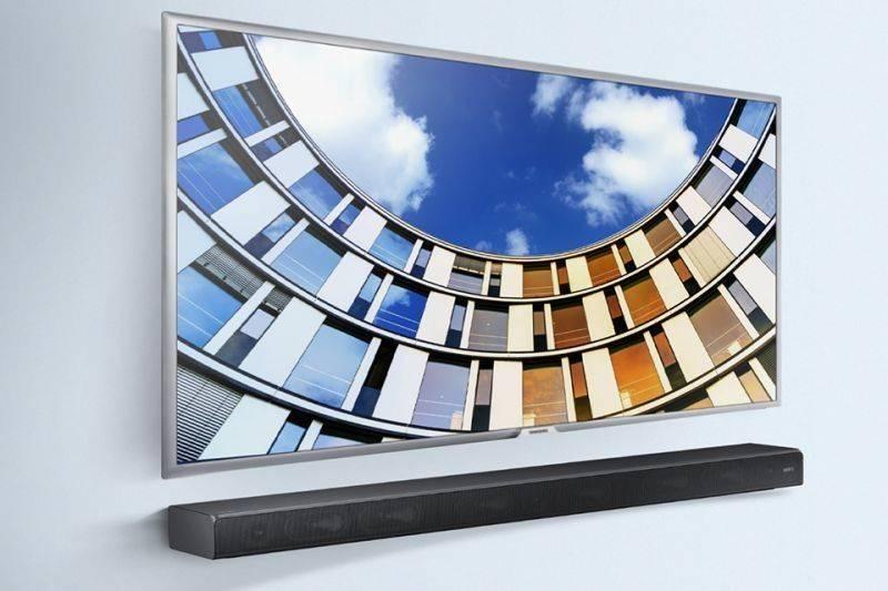 Samsung Spotęguj dźwięk Twojego telewizora. Soundbar HW-MS650*