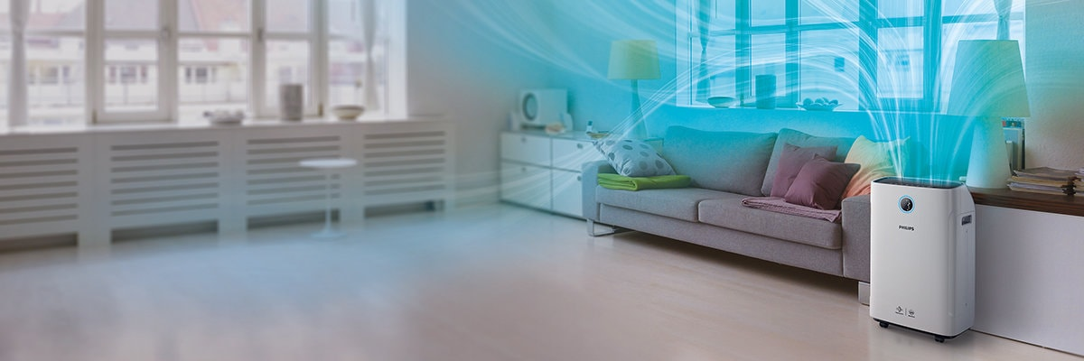 Philips Technologia Filips Nanocloud Ac3829 Lifestyle
