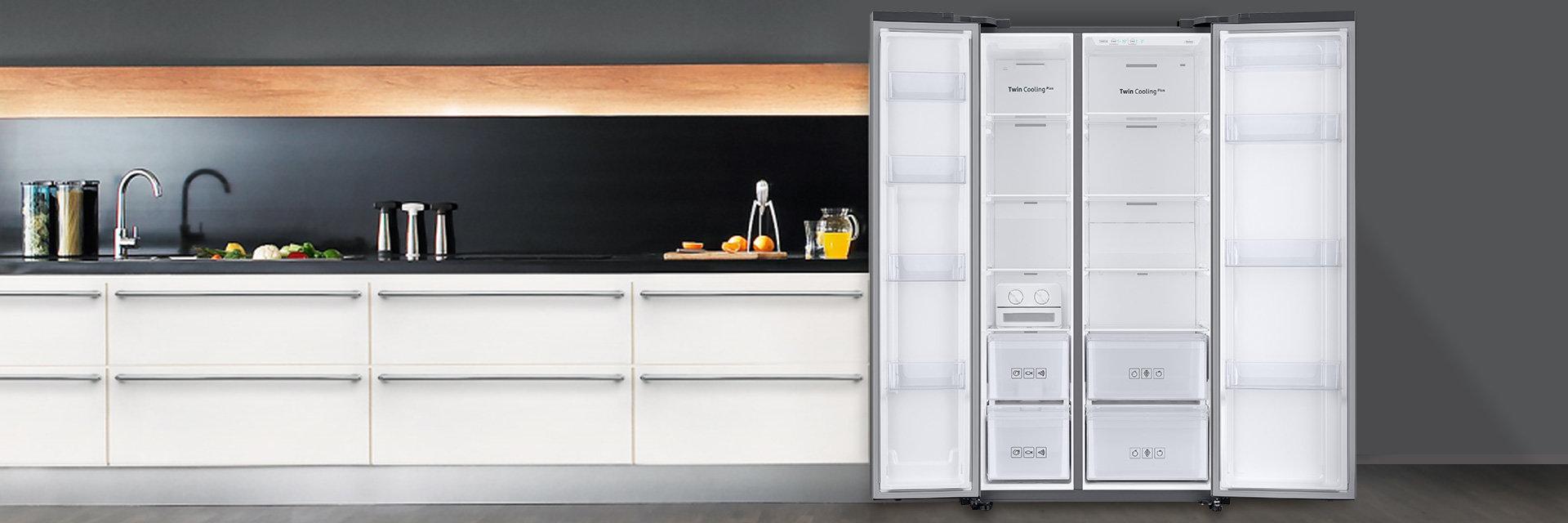 Revoluce chladničky Samsung v pohodě 1920