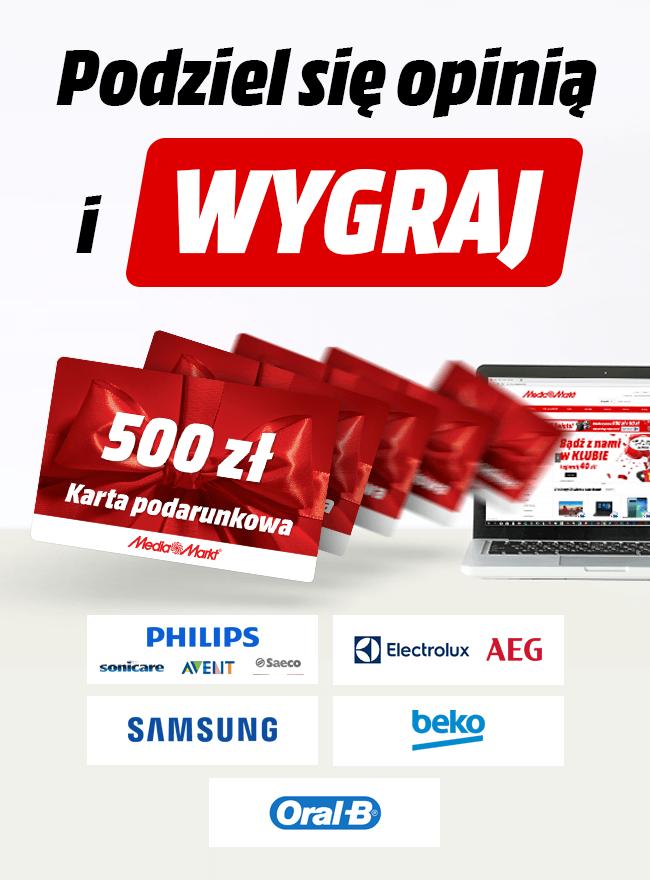 4da1f04f6af13f Konkurs opinii - sklep MediaMarkt.pl