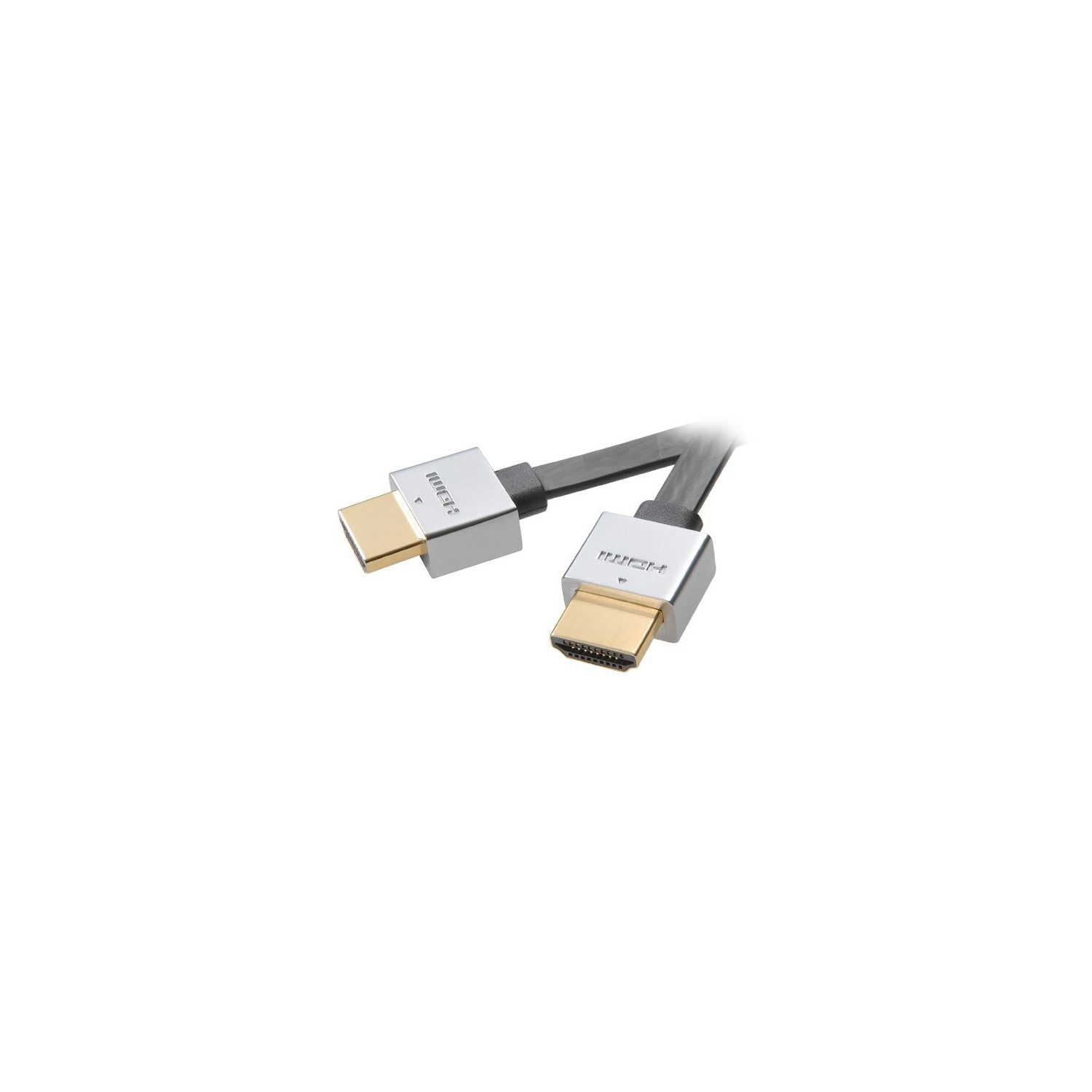 Kabel SOUND & IMAGE HDMI - HDMI High Speed Ethernet Ultra Thin 2m