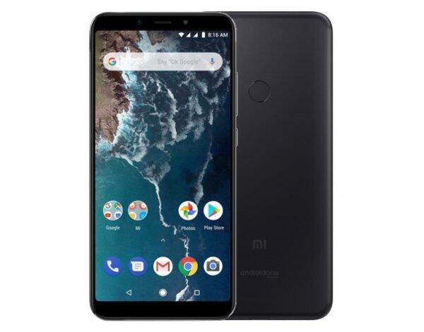 71374e121247f Smartfon XIAOMI Mi A2 4/32GB Czarny, Smartfony - opinie, cena ...