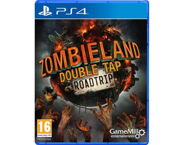 Gra PS4 Zombieland: Double Tap - Road Trip