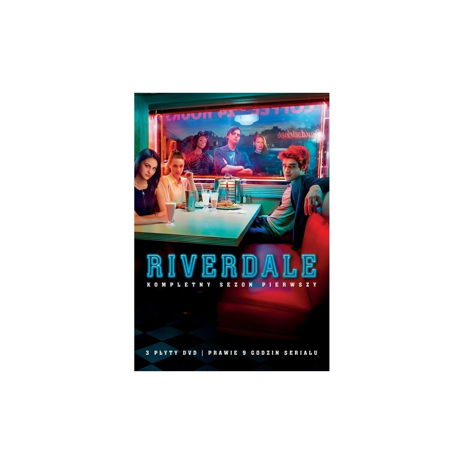 Riverdale. Sezon 1 (3DVD)