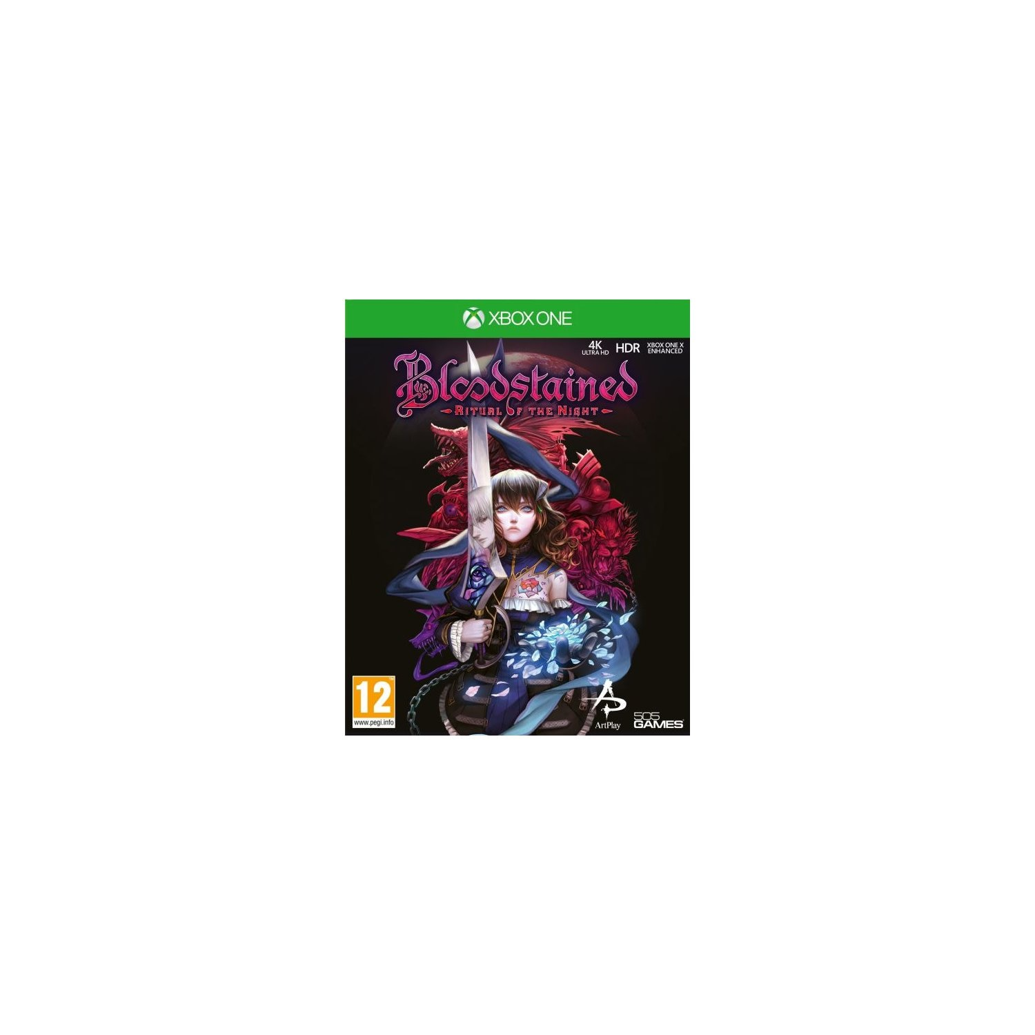 Gra Xbox One Bloodstained: Ritual of the Night