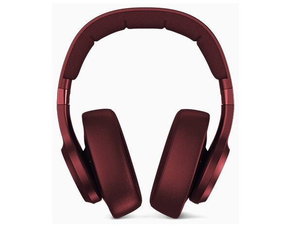 Słuchawki Bluetooth FRESH N REBEL Clam Ruby Red