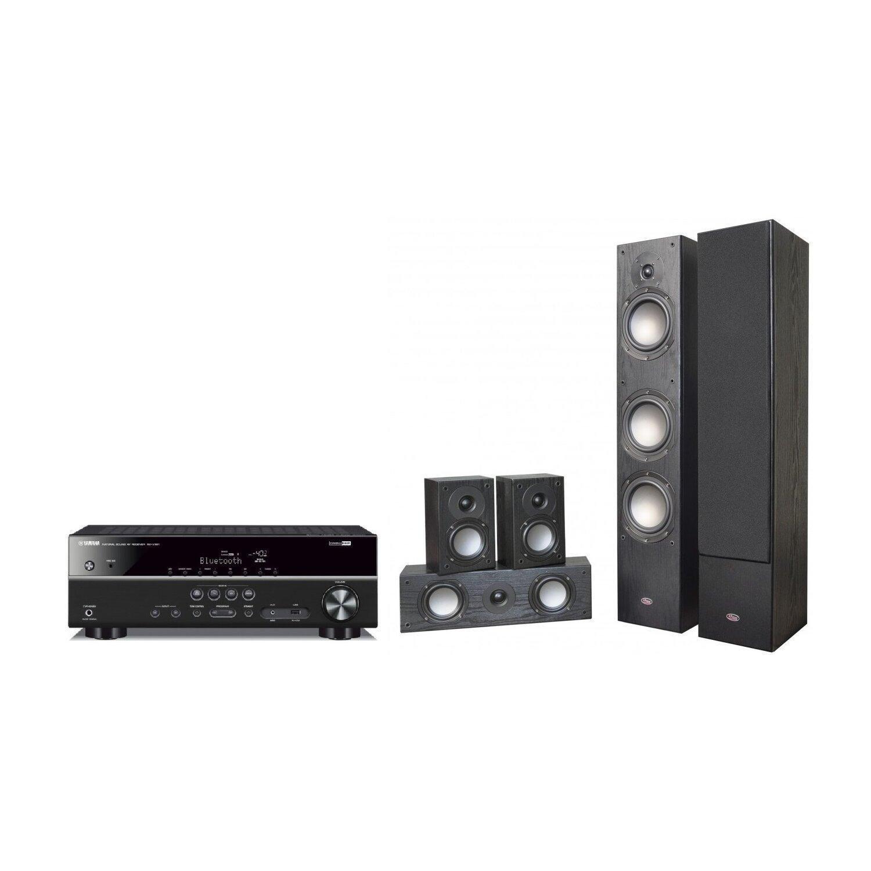 Kino Domowe Yamaha Rx V381 Prism Audio Vienna Grand Czarny