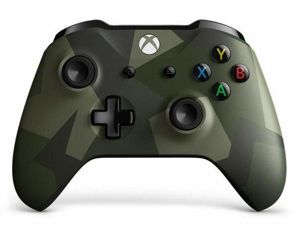 Kontroler Bezprzewodowy Microsoft Do Pc Xbox One Armed Forces Ii Wl3