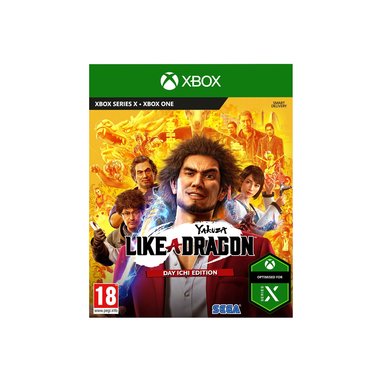 Gra Xbox One Yakuza: Like a Dragon