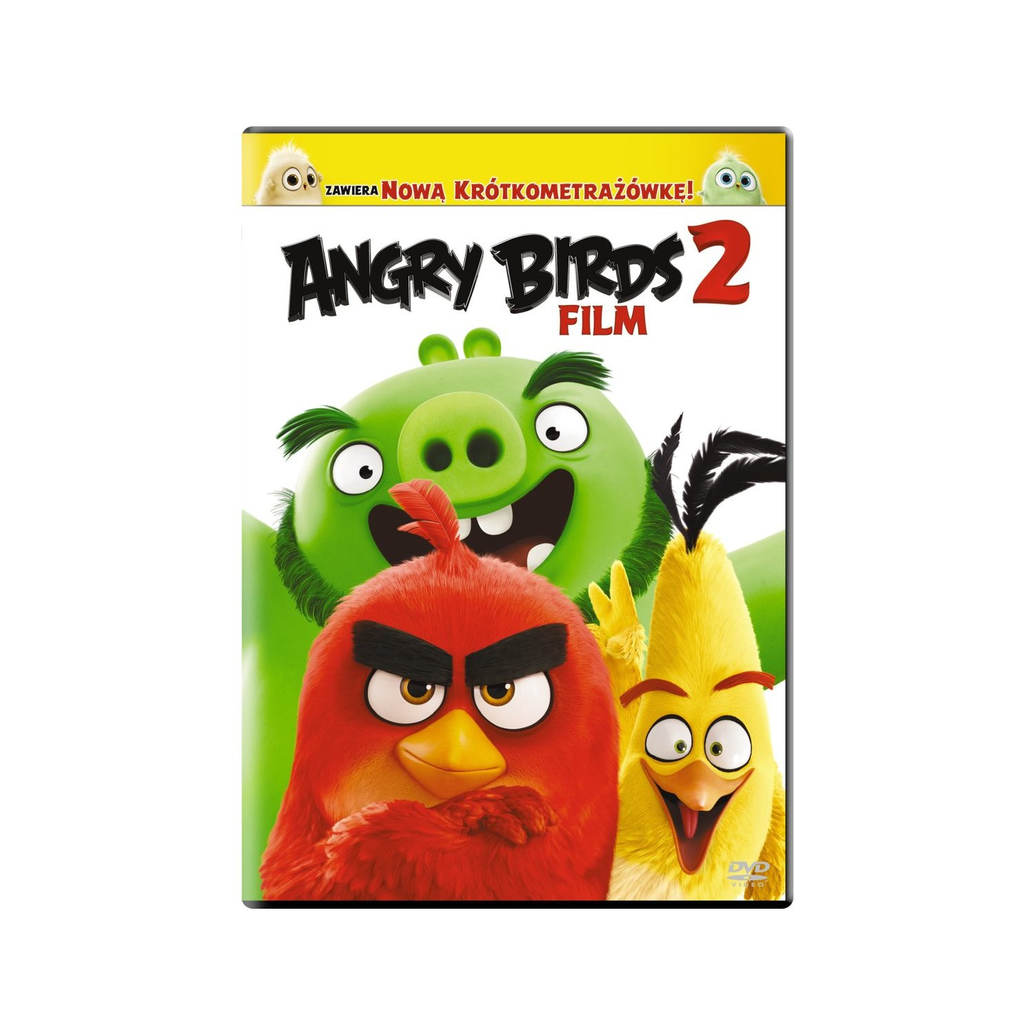Angry Birds 2. Film (DVD)