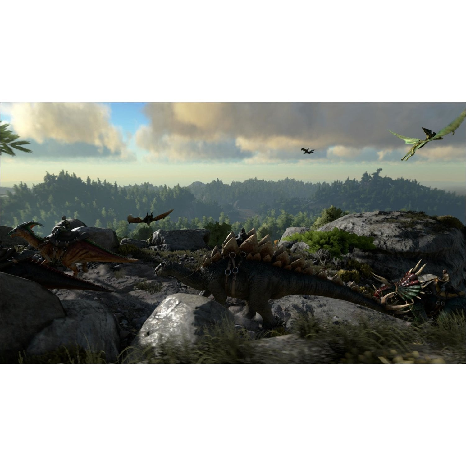 Gra PS4 ARK: Survival Evolved