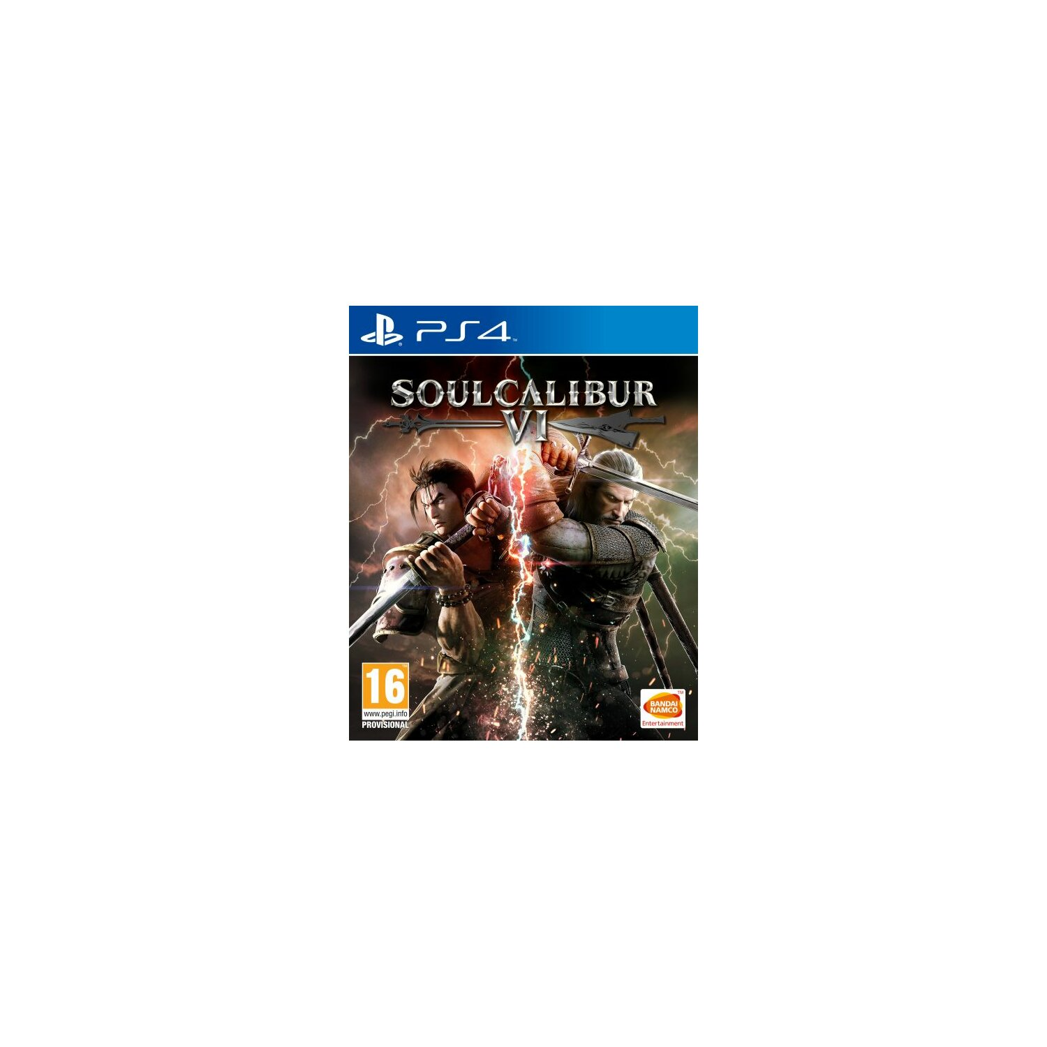 Gra PS4 Soulcalibur VI