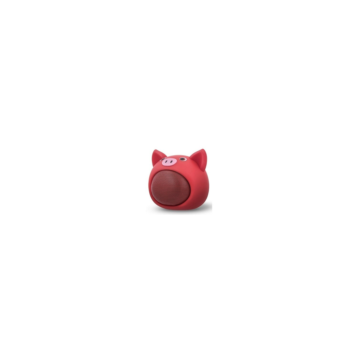 Głośnik bluetooth FOREVER ABS-100 Sweet Animal Pig Rose