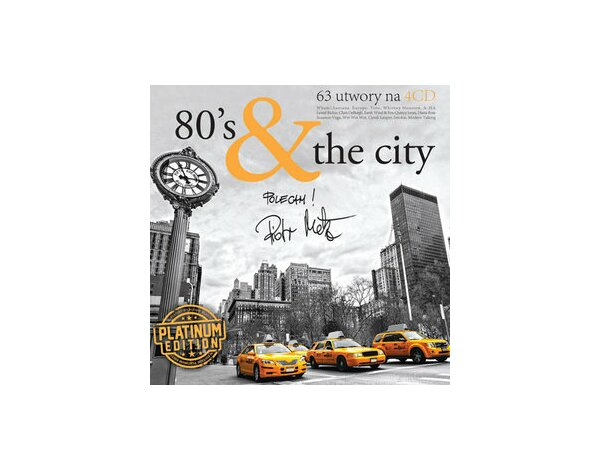 80's & The City - Platinum Edition