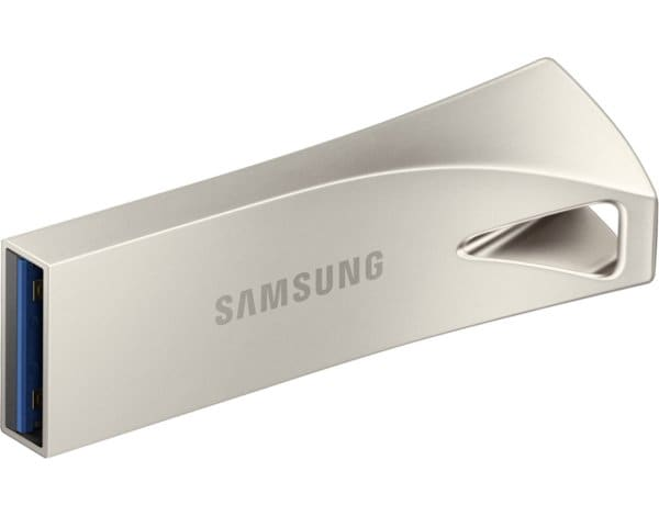 Pamięć USB SAMSUNG Bar Plus (2020) 64 GB Srebrny MUF-64BE3/APC