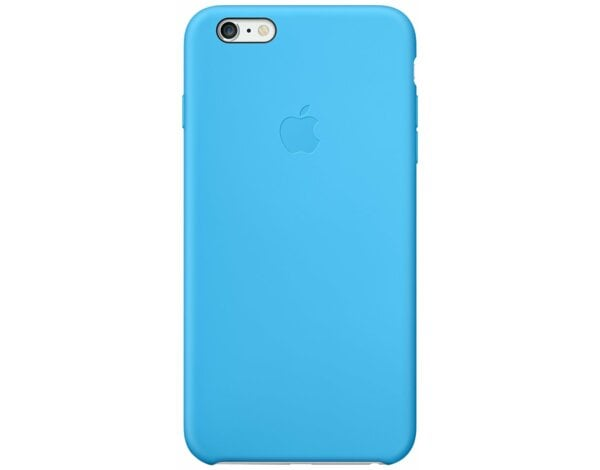 Pokrowiec APPLE iPhone 6 Plus Silicone Case Niebieski