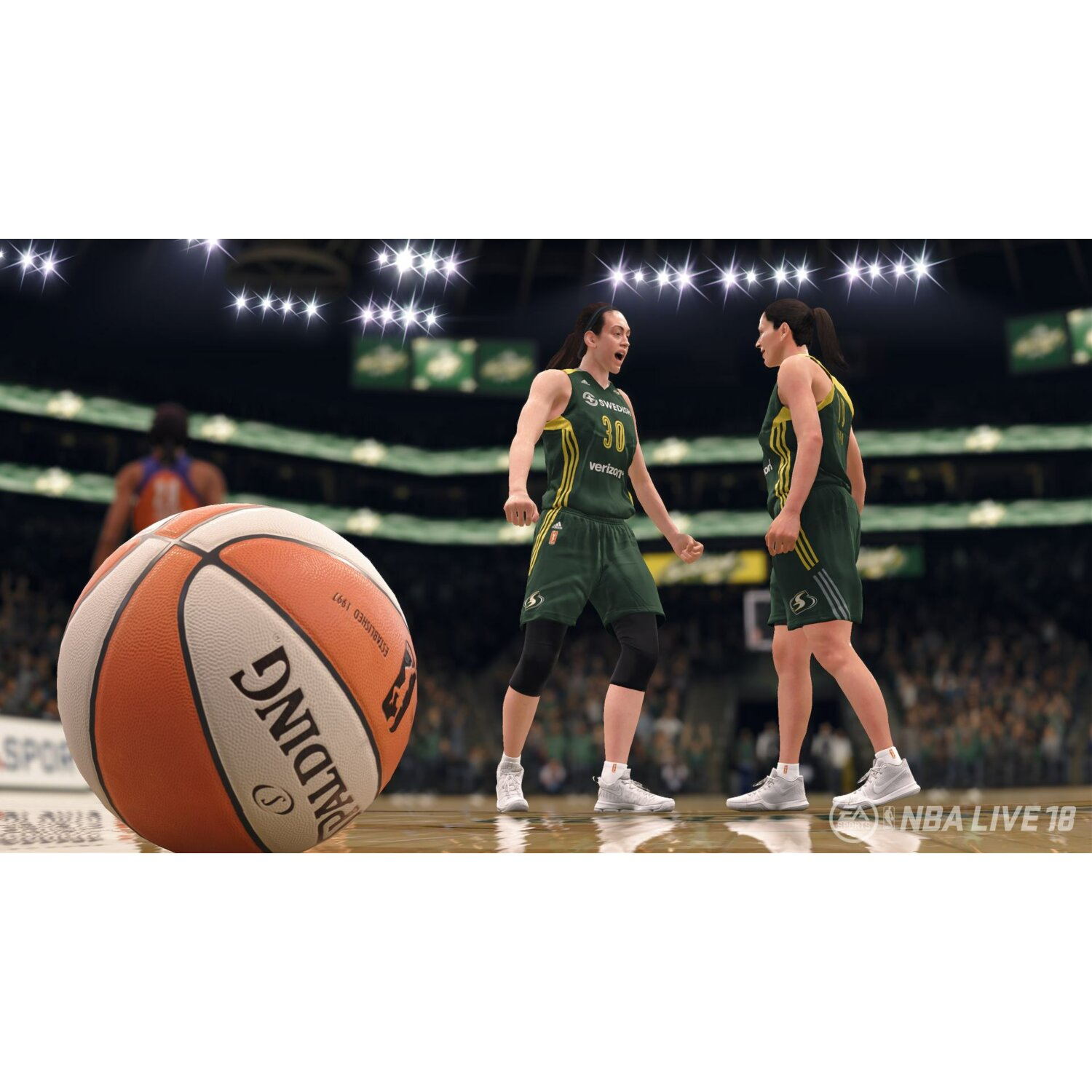 Gra PS4 NBA Live 18: The One Edition
