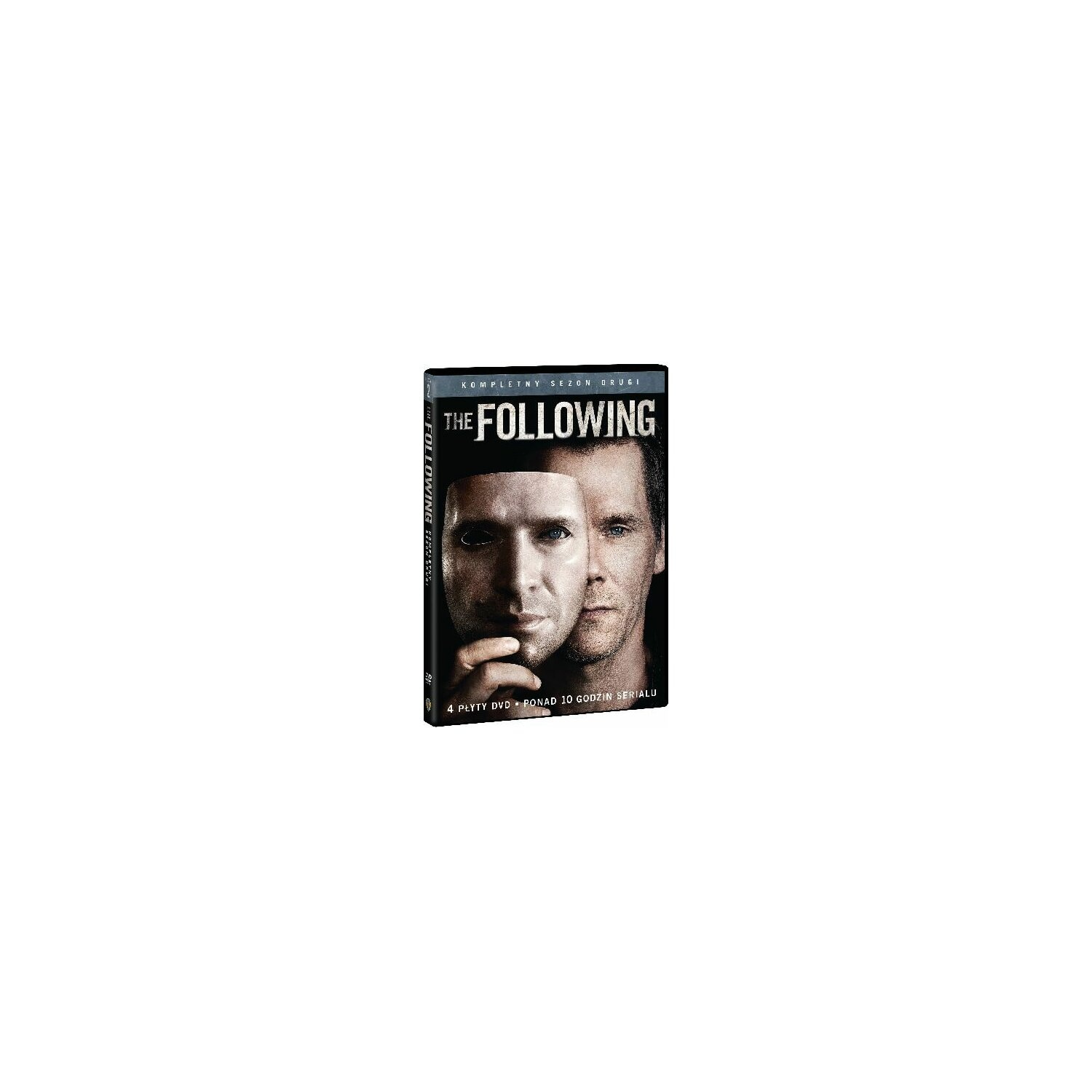 Following. Sezon 2 (4 DVD)