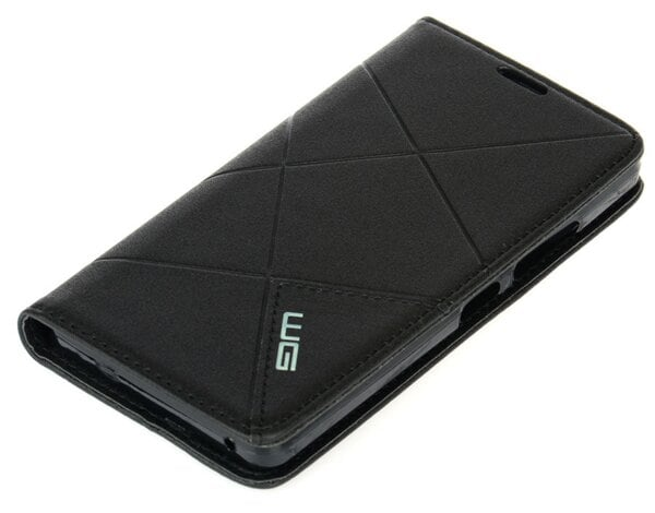 Etui WG Cross Flipbook do Samsung Galaxy S8 Plus Czarny