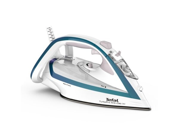 Żelazko TEFAL Turbo Pro Anti-Calc FV5689 Durilium AirGlide