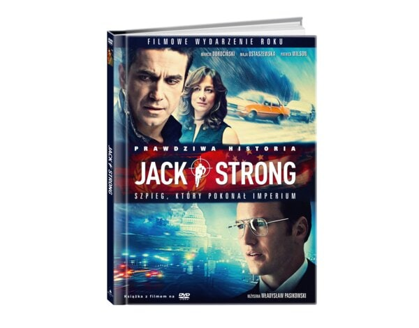 Jack Strong (booklet DVD)
