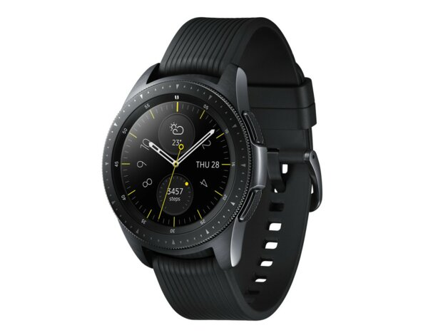 SmartWatch SAMSUNG Galaxy Watch 42mm Czarny SM-R810NZKAXEO