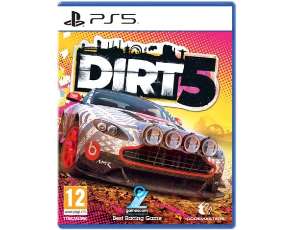 Gra PS5 DiRT 5