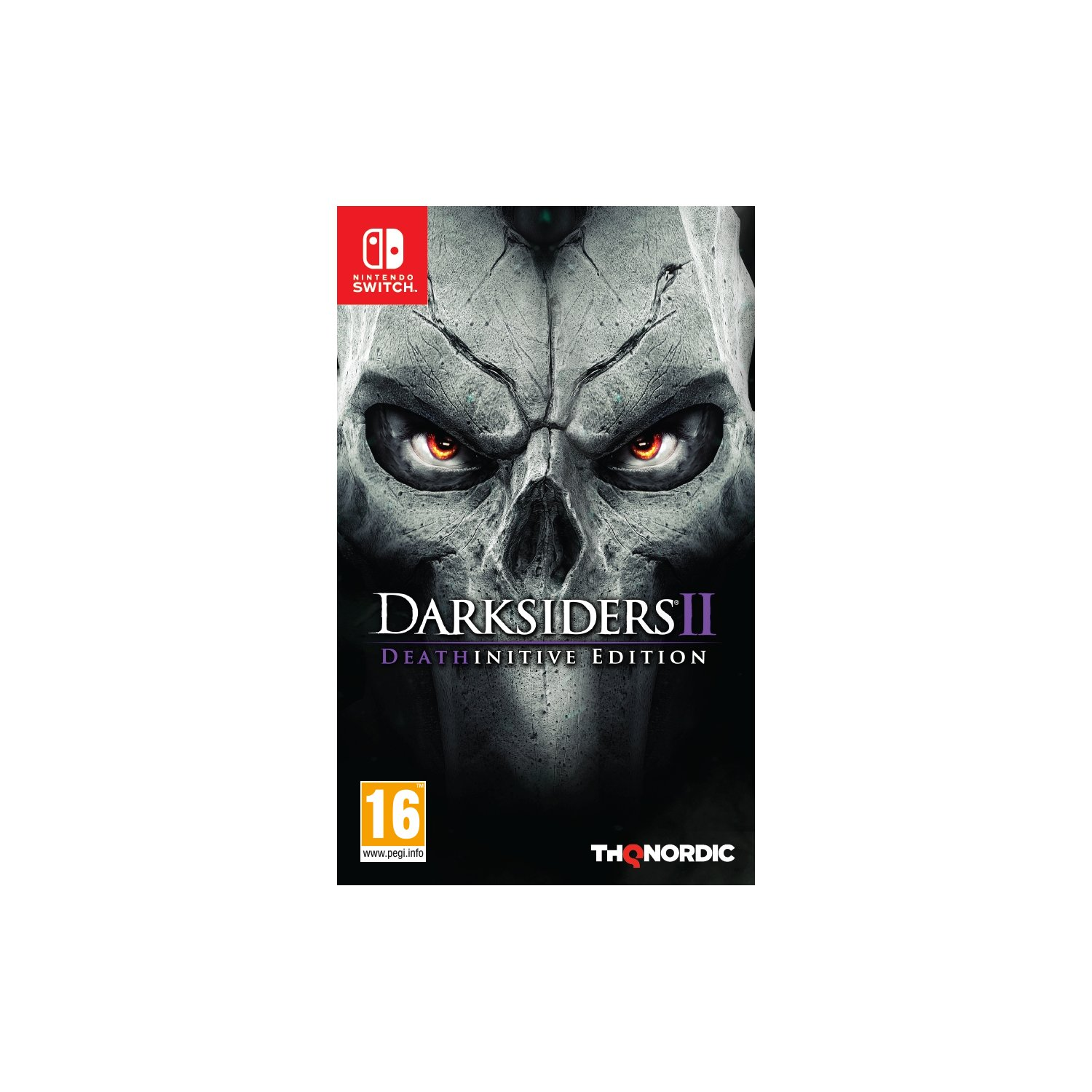 Gra Nintendo Switch Darksiders 2 Deathinitive Edition