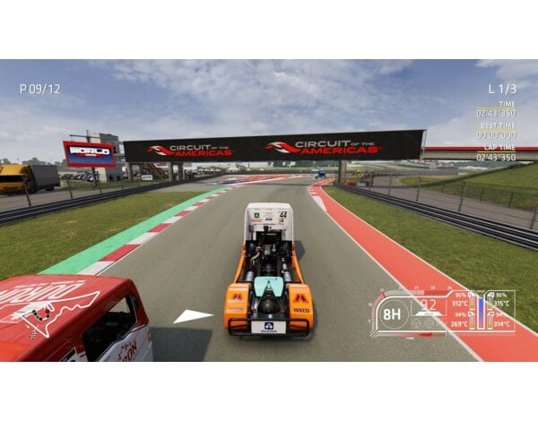 Gra PC FIA European Truck Racing Championship