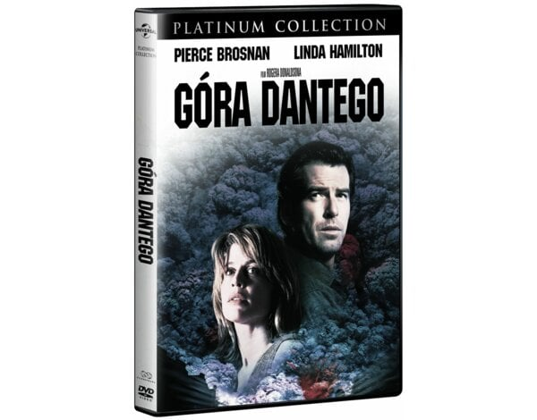 Góra Dantego (DVD) Platinum Collection