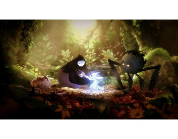 Gra Nintendo Switch Ori and the Will of the Wisps