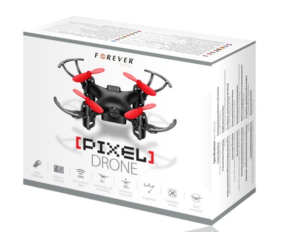 Dron FOREVER TF1 Pixel