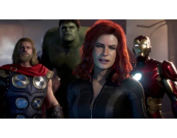 Gra PS4 Marvel's Avengers