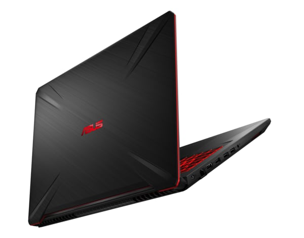 Laptop ASUS TUF Gaming FX705DY-AU017T Ryzen5-3550H/8GB/512GB SSD/RX560X/Win10H Red Matter