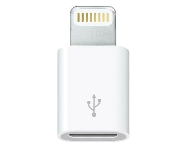 Adapter APPLE Lightning do micro USB MD820ZM/A