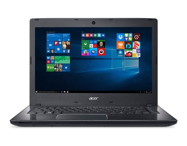 Laptop ACER TravelMate P2 P249-G2-5947 NX.VE6EP.004 i5-7200U/8GB/SSD256GB/INT/Win10P