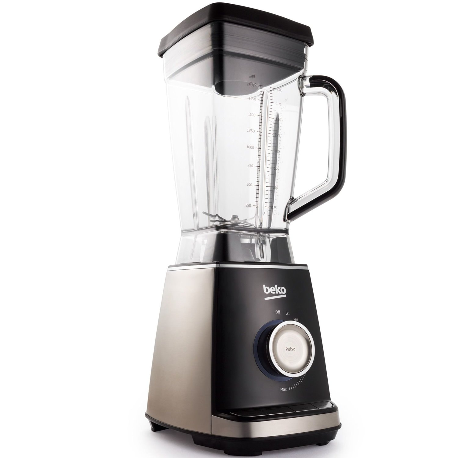 Koktajler BEKO Power Blender TBS3164X