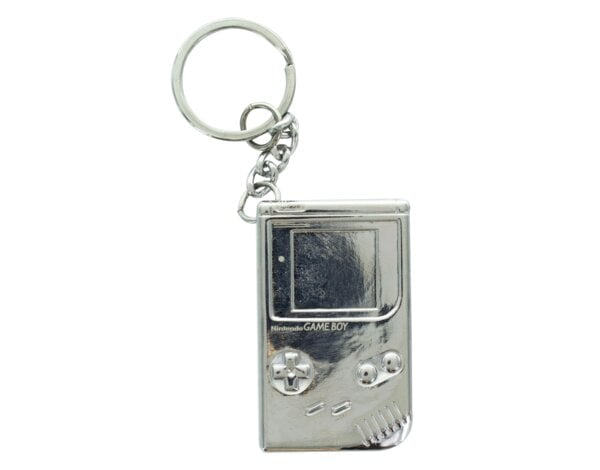 Brelok GOOD LOOT Gameboy 3D Metal Keyring