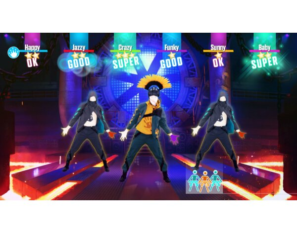 Gra Nintendo Switch Just Dance 2019