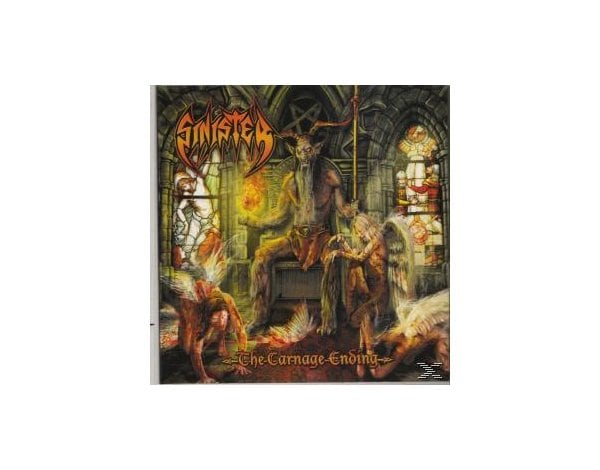 The Carnage Ending (Ltd.Digipak)