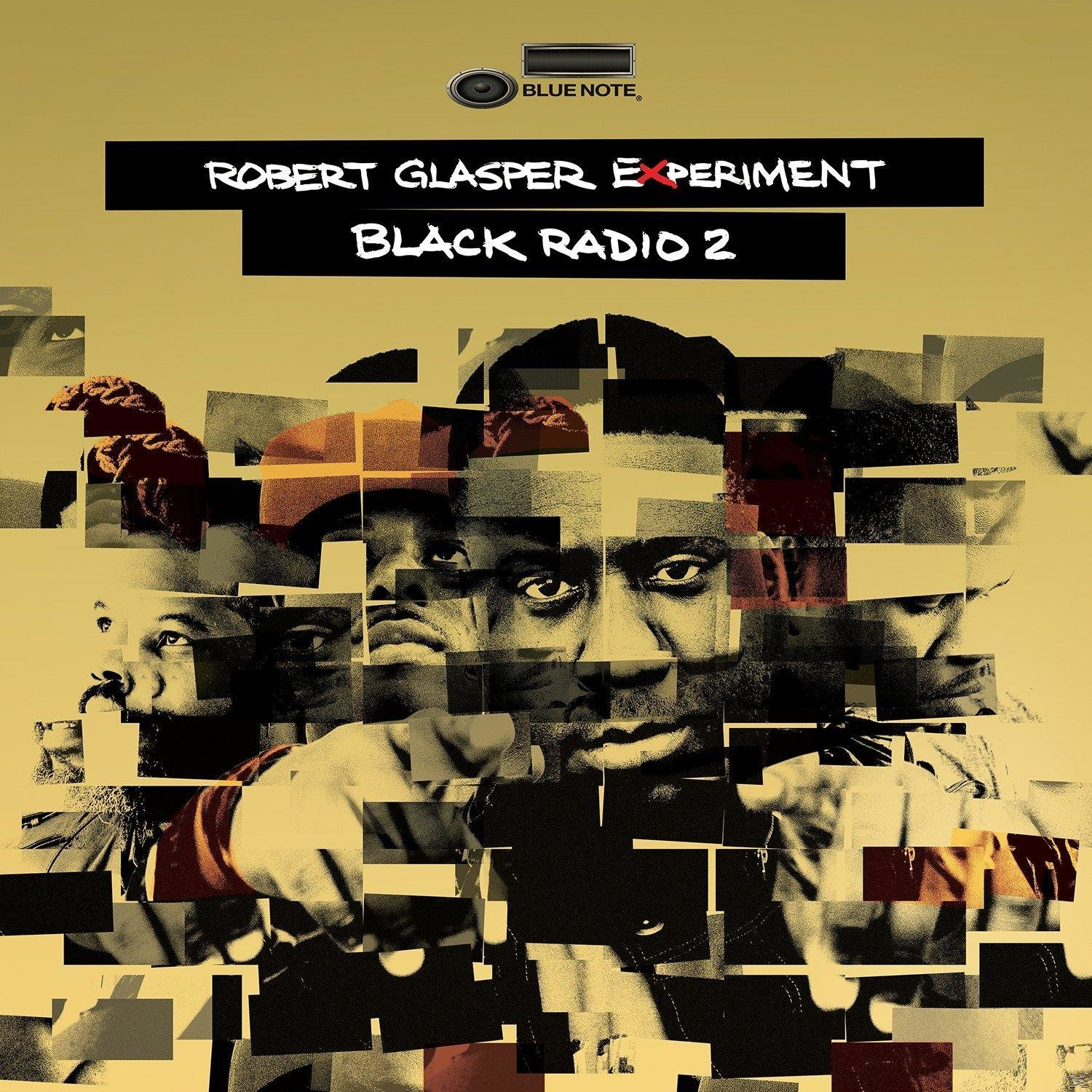 BLACK RADIO, VOLUME 2  DEL.ED.)