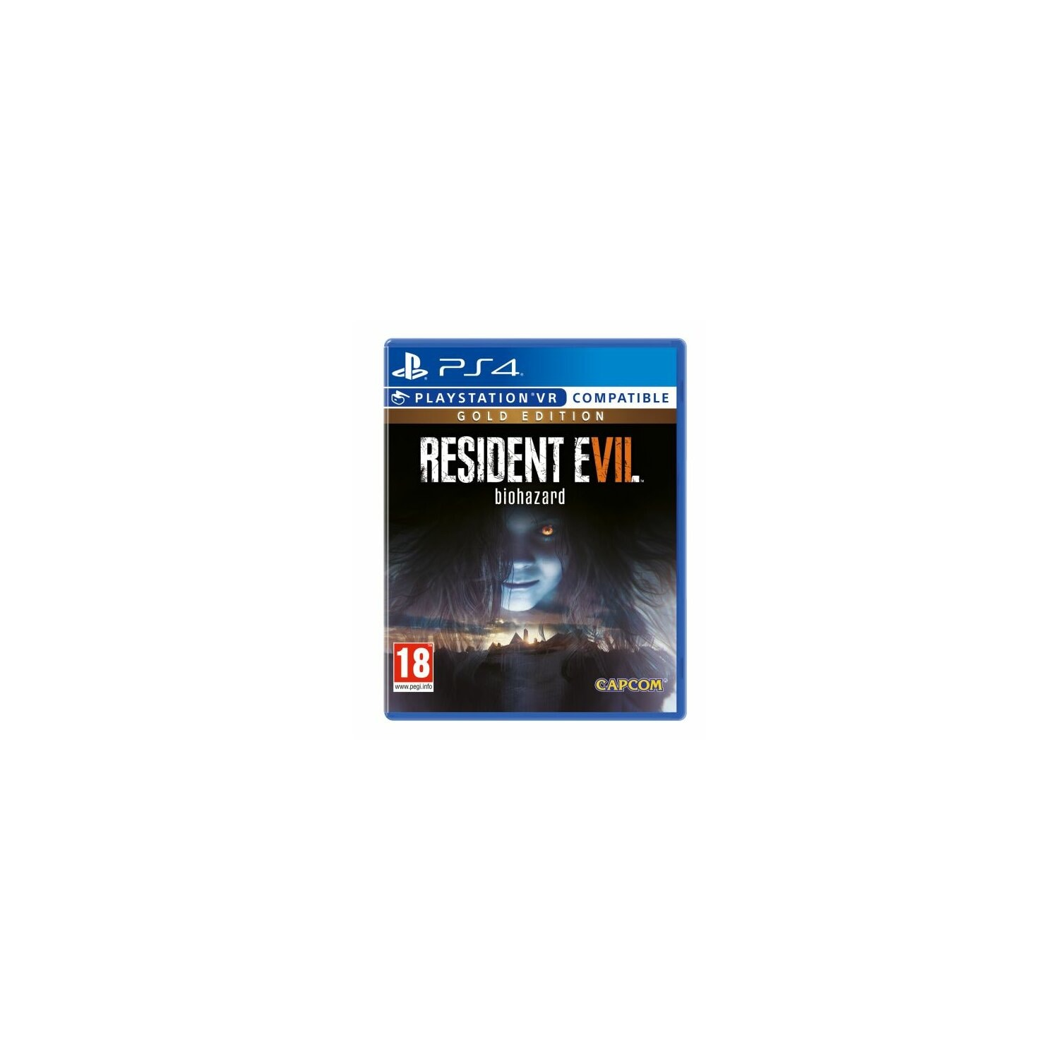 Gra PS4 Resident Evil 7: Biohazard Gold Edition