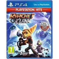 Gra PS4 PlayStation HITS Ratchet & Clank