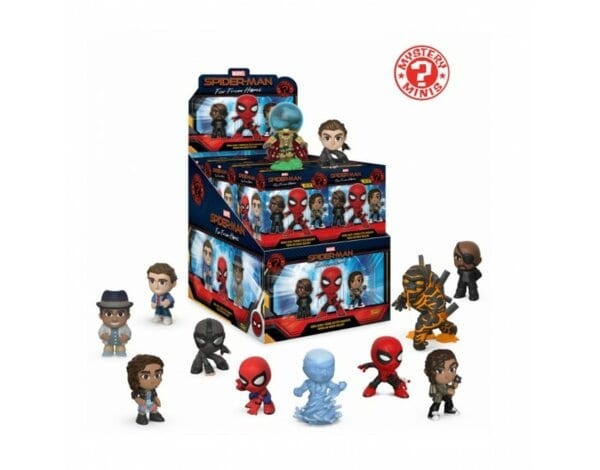 Figurka FUNKO Spider-Man: Far From Home - Mystery Mini Blind Box (1 losowa figurka)