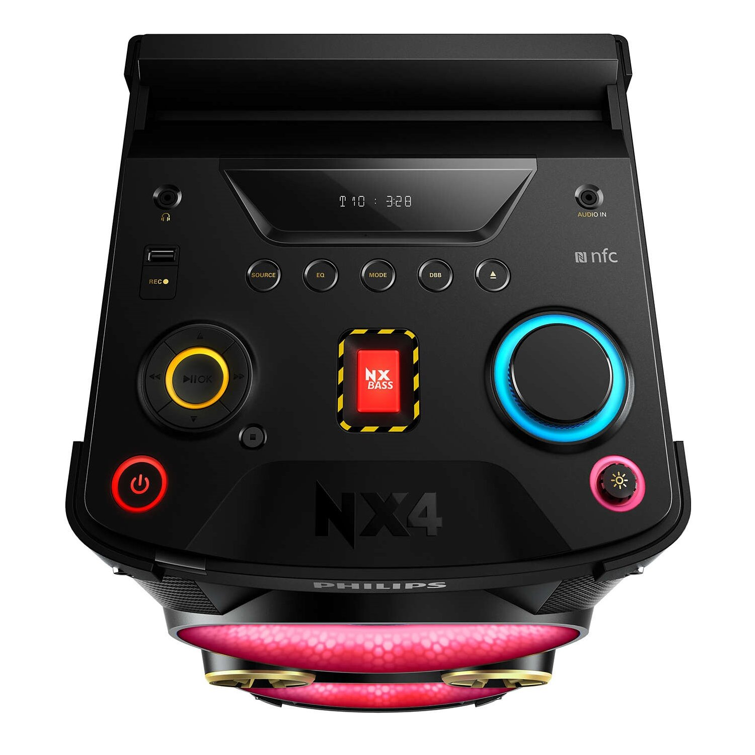 System audio PHILIPS NTX400/12