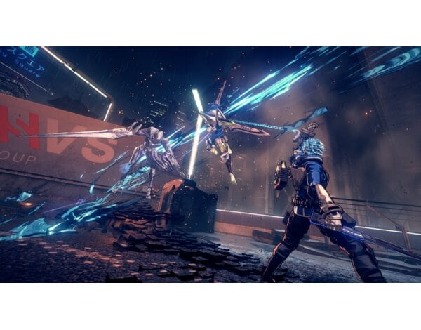 Gra Nintendo Switch Astral Chain