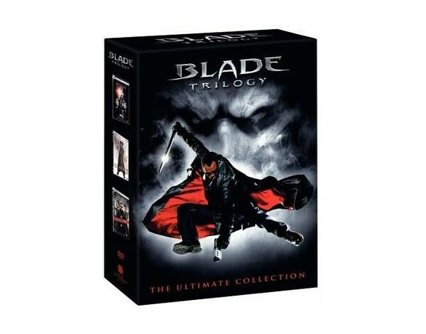 Film GALAPAGOS Blade Trylogia [BOX] Blade Trilogy [BOX]